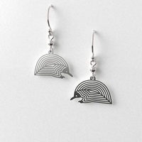 Echidna Earrings