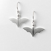 Fruit Bat Earrings