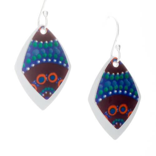 Earrings Camping Around Waterholes