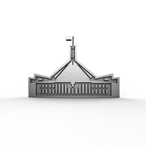 Parliament House Pin